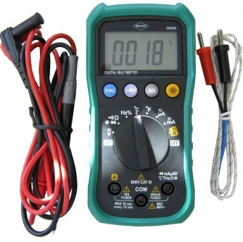 Brigon Digitalmultimeter DM200